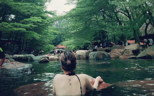 """Thác nước nhân tạo Thủy Châu - địa điểm """"sống ảo"""" hấp dẫn giới trẻ"""
